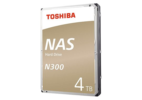 toshiba n300 nas internal hard drive