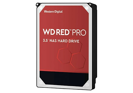 wd red pro nas internal hard drive