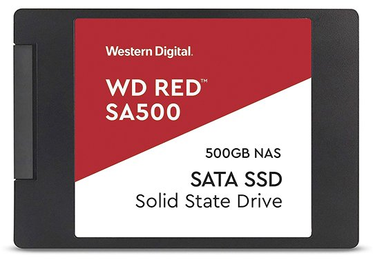 wd red sa500 nas 3d nand internal ssd