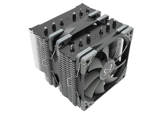 scythe fuma 2 cpu air cooler